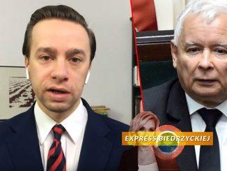 Bosak MASAKRUJE Kaczyńskiego