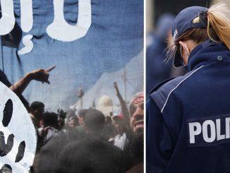 Polska policja Al-Kaida