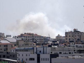 Atak na Strefę Gazy