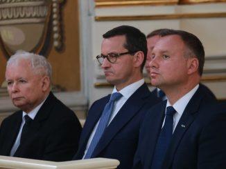 Schematy korupcyjne z polskim rządem