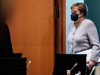 Merkel chce w Waszyngtonie rozwiązać spór o Nord Stream 2