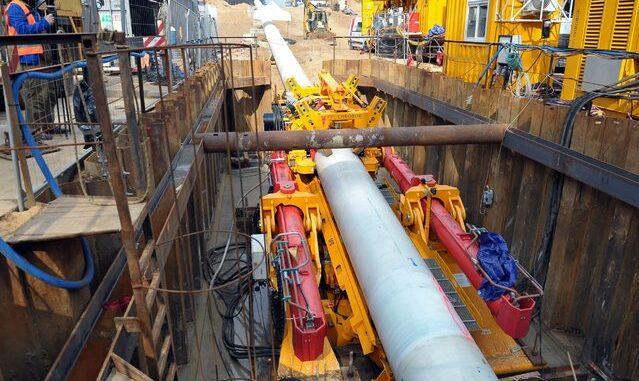 Dania blokuje budowę Baltic Pipe