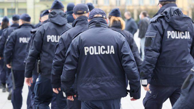 Policja obniża wymogi sprawnościowe