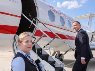 Saga z samolotami dla VIP-ów wciąż trwa. Znów nie przyleciały w terminie