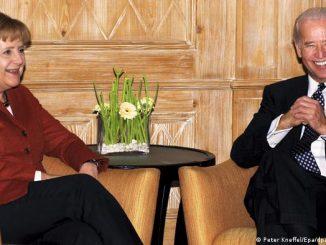 Ostatnia wizyta Merkel w USA: Transatlantyckie pobudzenie