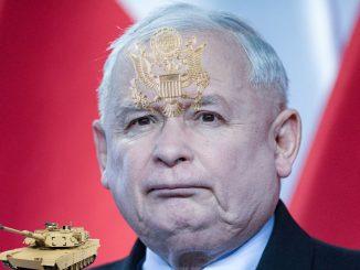 """Komisja Obrony wzywa Kaczyńskiego. """"Decyzja o zakupie czołgów Abrams nielegalna"""""""