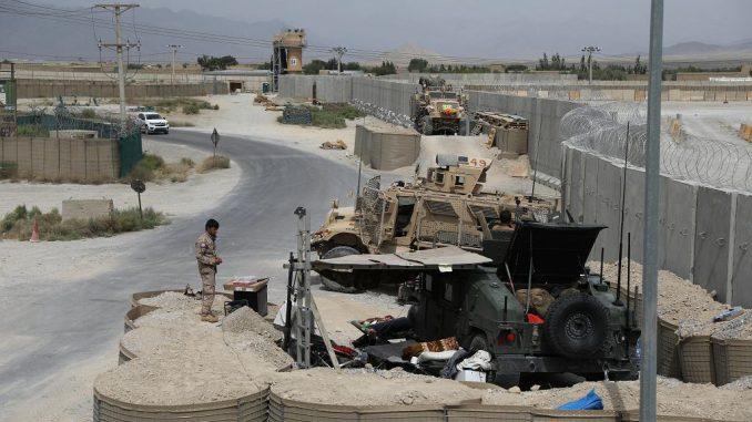 Afganistan. Żołnierze uciekają przed talibami. Niemiecki rząd ratuje miejscowych pracowników