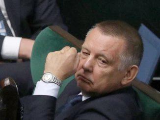 Banaś informuje o wniosku ws. swojego immunitetu Do NIK wpłynęło pismo z Sejmu