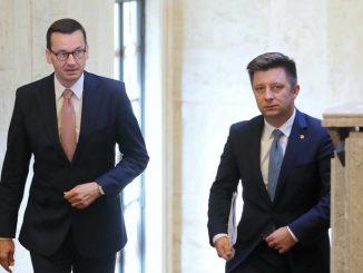 Afera e-mailowa. Rząd za wszelką cenę chciał pokazać sukces w negocjacjach budżetowych z Unią Europejską
