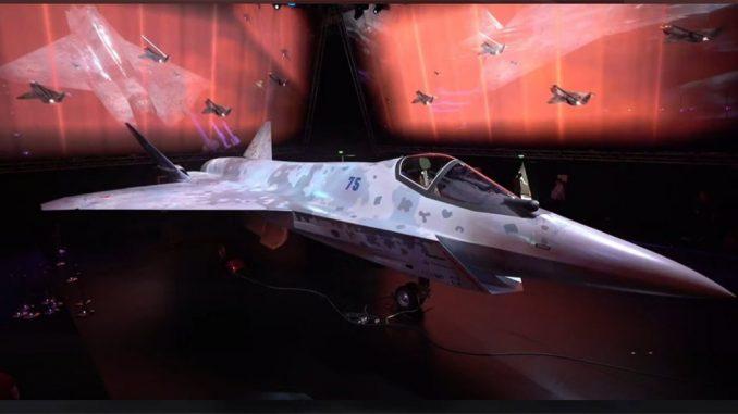 Ujawniony nowy myśliwiec Rosji