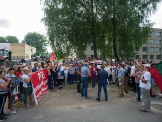Litewskie władze próbują zastraszyć Polaków