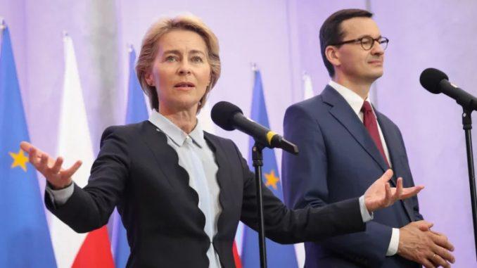 """Ostatnie ostrzeżenie dla Warszawy"""". Wiadomo, jakie jest ultimatum KE dla rządu PiS"""