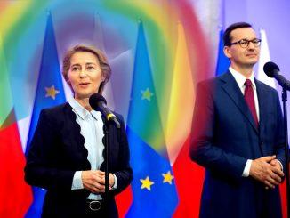 Rośnie napięcie na linii Warszawa-Bruksela. Niepewny los unijnych miliardów dla Polski