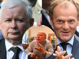 """Jasnowidz Jackowski miał wizję o powrocie Donalda Tuska! """"PiS może nie doczekać następnych wyborów"""""""