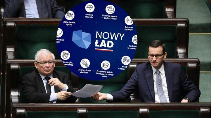 Rząd boi się porażki. Chcą załatwić sprawę tzw. Polskiego Ładu w nietypowy sposób
