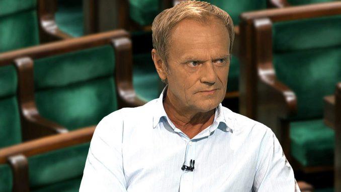 Donald Tusk proponuje totalną opozycji 2.0
