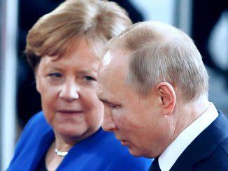 Niemcy nie boją się Rosji. Boją się ryzyka płynącego z Ukrainy