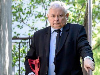 Jarosław Kaczyński miał wcześniej zadbać o zdrowie