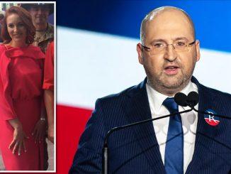 Kim jest żona Adama Bielana Prezes Kaczyński zawsze przynosi jej kwiaty