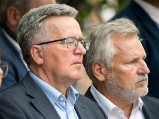 Komorowski i Kwaśniewski apelują do Dudy w ważnej sprawie. Posłucha?