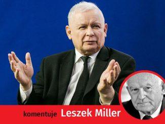Leszek Miller pisze o autorytaryzmie Kaczyńskiego. Czym podpadł lider PiS