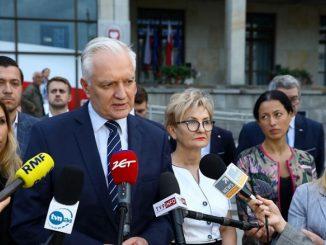 Porozumienie Jarosława Gowina opuszcza Zjednoczoną Prawicę