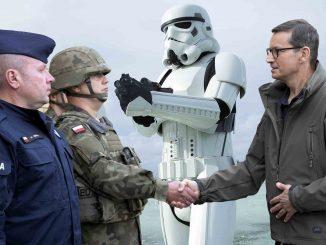 Wojna, wojna i jeszcze raz wojna. Tak PiS chce wziąć Polaków w kamasze