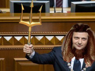 """Zełenski zapowiada budowę """"wielkiej"""" ukraińskiej floty do 2035 roku"""