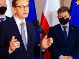Morawiecki twierdzi, że nie ma realnej zmiany w relacjach z USA