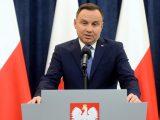 Koszmarna wpadka Andrzeja Dudy po medalu dla Polek? Jest wytłumaczenie