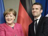 Macron i Merkel zapowiedzieli ścisłą współpracę do czasu nowego rządu w Niemczech