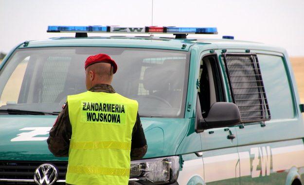 Jest śledztwo ws. zderzenia wojskowych ciężarówek w Lublinie