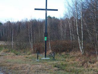 Na Wołyniu zniszczono kolejny polski znak pamięci