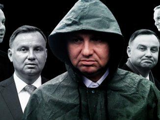 Seria wpadek prezydenta Dudy