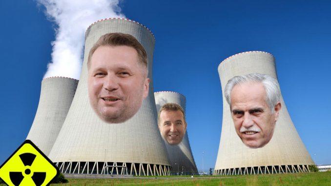Elektrownia atomowa powstanie w Polsce. Wybudują ją dwaj miliarderzy