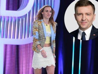 """Marianna Schreiber w """"Top Model"""". Żona ministra PiS na Instagramie tłumaczy się z udziału w programie"""
