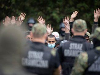 Odejdź i zgiń! Straż Graniczna skazuje obywateli na śmierć