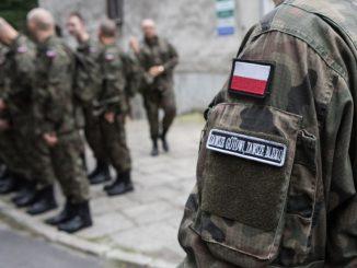 Radni usuwani ze służby w obronie terytorialnej