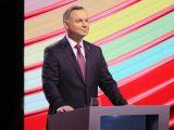 Prezydent Duda: Nigdy w Polsce nie było żadnych stref wolnych od LGBT