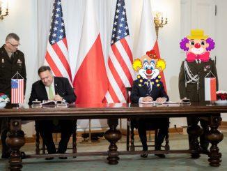 Tabele sojusznicze niekorzystne dla Polski