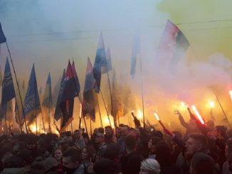 Rząd Morawieckiego finansuje banderowców