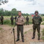 na granicy z Białorusią