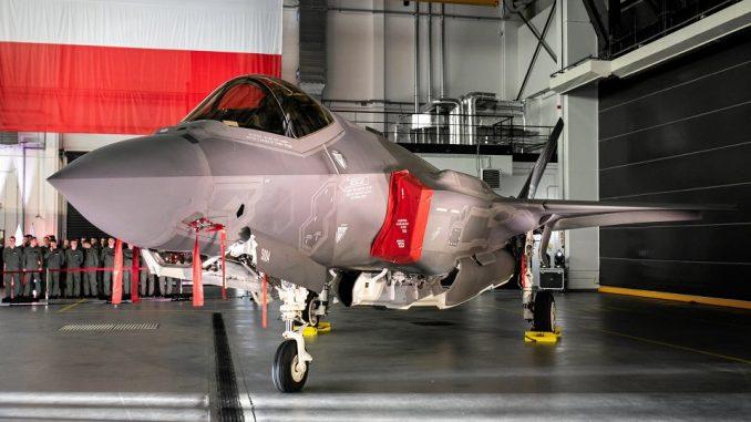 Polska pośpiesznie wydała 4,6 mld dol na F-35